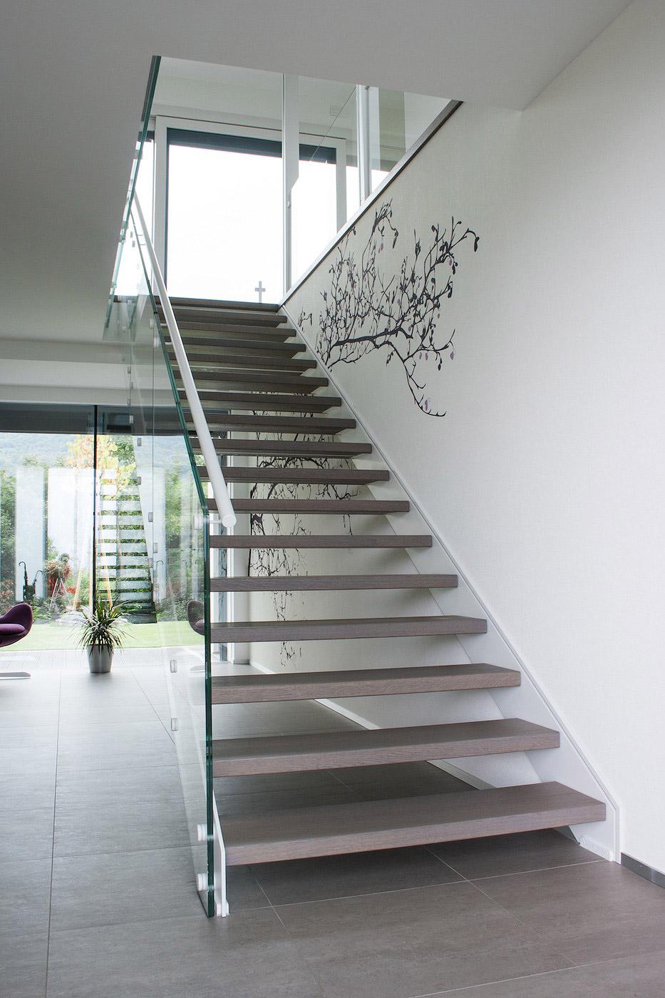 Scale moderne in acciaio idee creative su interni e mobili - Scale in vetro e acciaio prezzi ...